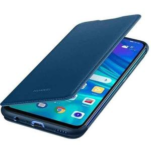 Husa Flip Cover pentru HUAWEI P Smart (2019), 51992895, albastru