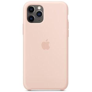 Carcasa APPLE pentru iPhone 11 Pro, MWYM2ZM/A, silicon, Pink Sand