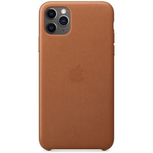 Carcasa APPLE pentru iPhone 11 Pro Max, MX0D2ZM/A, piele, Saddle Brown