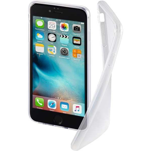 Carcasa pentru Apple iPhone 7 Plus / 8 Plus, HAMA Crystal Clear, 177820, transparent