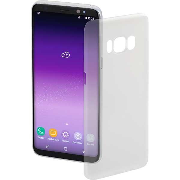 Carcasa pentru Samsung Galaxy S8+, HAMA Ultra Slim, 178761, alb