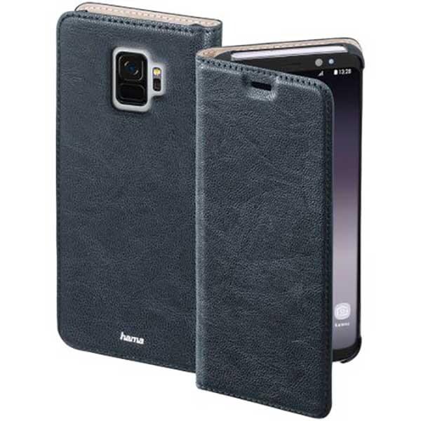 Husa Flip Cover pentru Samsung Galaxy S9, HAMA Guard Case, 183013, albastru