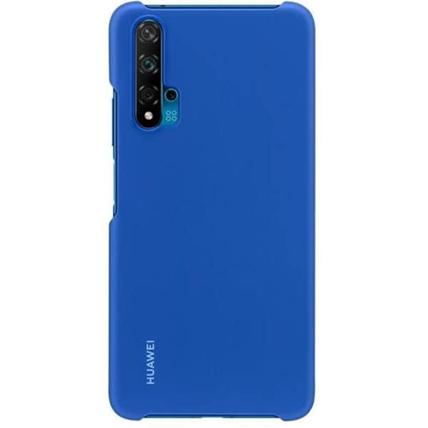 Carcasa Protective Cover pentru HUAWEI Nova 5T 51993762, albastru