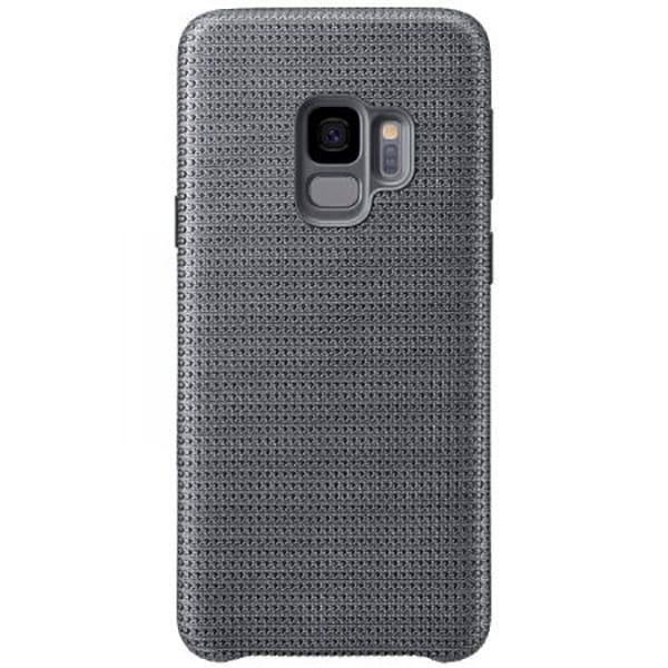 Carcasa Hyperknit pentru SAMSUNG Galaxy S9, EF-GG960FJEGWW, gri