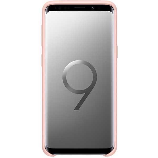Carcasa din silicon SAMSUNG Galaxy S9, Pink