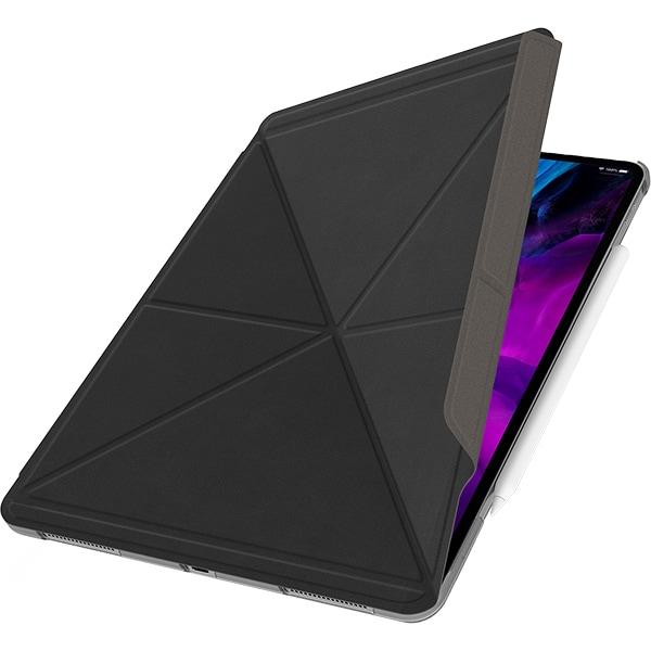 """Husa MOSHI VersaCover Case pentru iPad Pro 12.9"""" (3rd gen-4th gen), 99MO056010, Charcoal Black"""