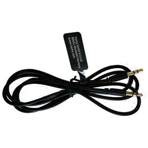 Cablu audio HAMA 56532, jack 3.5 mm, 1m, negru