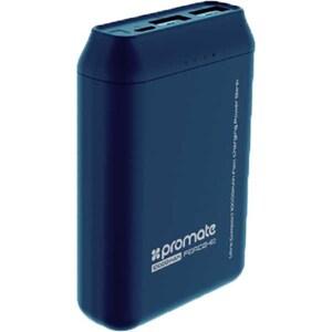 Baterie externa PROMATE Force-10, 10000mAh, 2xUSB, albastru