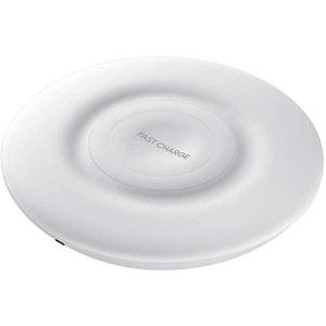 Incarcator wireless SAMSUNG EP-P3100TWEGWW, universal, QI, adaptor priza inclus, alb
