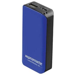 Baterie externa PROMATE reliefMate-5, 5200mAh, 1xUSB, Blue Black