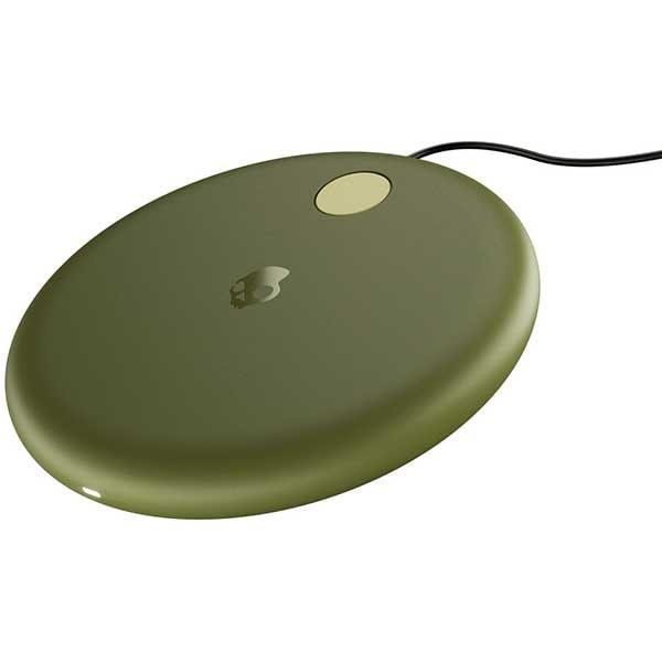 Incarcator wireless SKULLCANDY Fuelbase S7FBZ-M726, Type C, universal, QI, verde