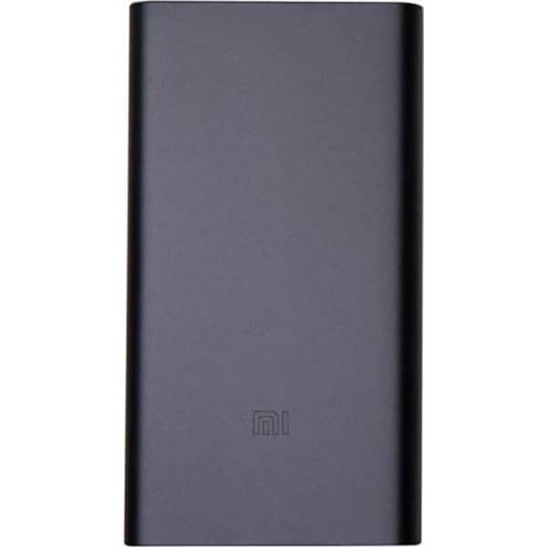 Baterie externa XIAOMI MI Power Bank 2, VXN4192US 10000mAh, 1xUSB, Type C, negru