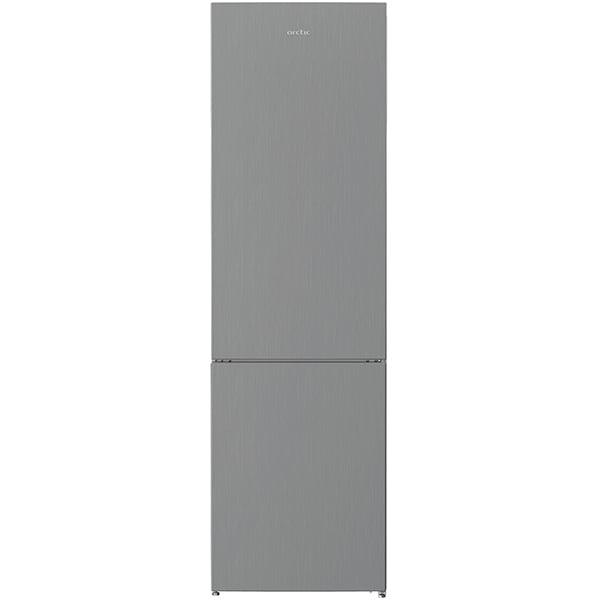 Combina frigorifica ARCTIC AK60360M30MT, 334 l, H 200.9 cm, Clasa F, inox