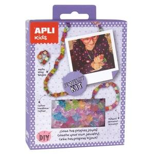 Set creativ APLI Creaza-ti propria bijuterie AL014710, multicolor
