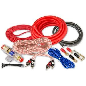 Kit cabluri amplificator auto AURA AMP 2204, 20mm, 5m
