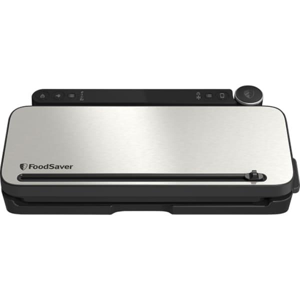 Aparat de vidat FOODSAVER VS3190X-01, 100W, argintiu-negru