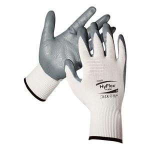 Manusi de protectie ANSELL HyFlex 11-800, nitril, marimea 10