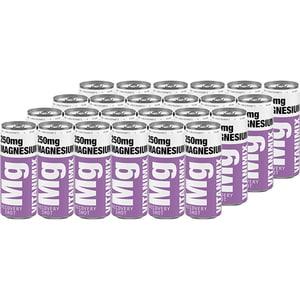 Apa cu vitamine VITANIMIX Mg recovery shot 250 mg magnesium, 0.25L x 24 doze