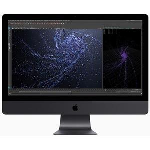 """Sistem PC All in One APPLE iMac Pro mhlv3ze/a, 27"""" Retina 5K, Intel Xeon W pana la 4.5GHz, 32GB, SSD 1TB, AMD Radeon Pro Vega 56 8GB, MacOS Catalina, Tastatura layout INT"""