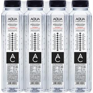 Apa plata AQUA CARPATICA bax 0.50L x 12 sticle