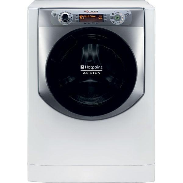 Masina de spalat rufe frontala HOTPOINT AQ105D 49D EU/B, 10 kg, 1400rpm, Clasa A+++, alb