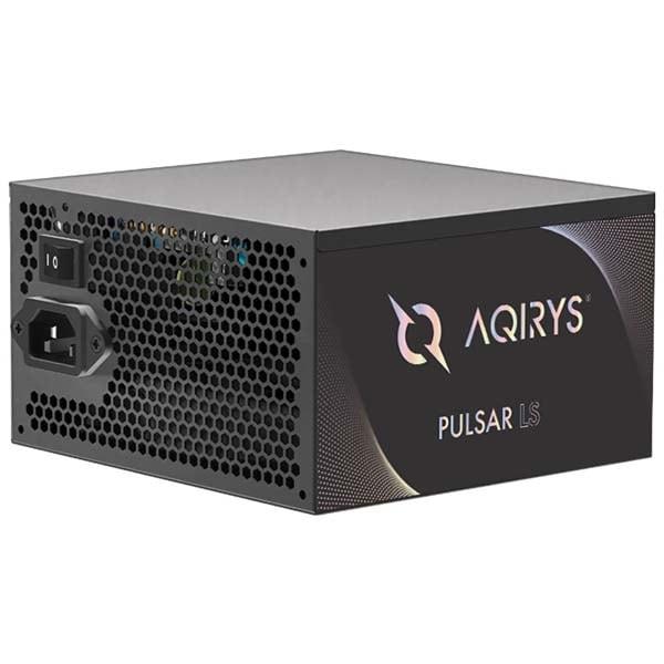 Sursa de alimentare AQIRYS Pulsar, 550W, 120mm, 80 PLUS White