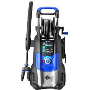 Masina de spalat cu presiune ANNOVI REVERBERI AR5.0DTS, 2700W, 160bar, 850l/h