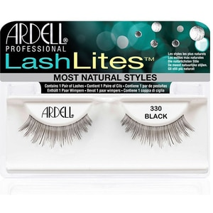 Gene false banda ARDELL Lash Lites, 330 Black