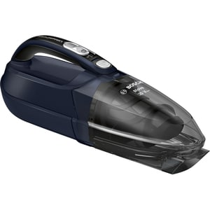 Aspirator de mana BOSCH Move BHN20L, 18V, autonomie max 45 min, High Airflow System, albastru inchis-negru