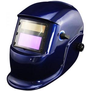 Masca sudura cu cristale lichide INTENSIV Blue 9-13, 2 senzori, vizor 92x42mm, sudura 5-400A