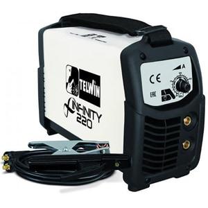 Invertor de sudura TELWIN Infinity 220, 20-200A, 6KVA, electrod 1.6-4.0mm