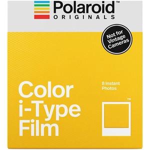 Film original color Polaroid pentru i-Type, 8 buc