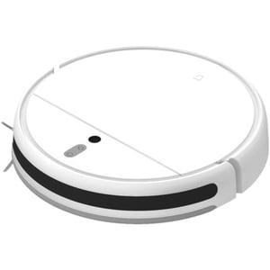 Aspirator robot XIAOMI Mi Vacuum Mop 85081100, 0.6l, autonomie max 100 min, Wi-Fi, alb-negru