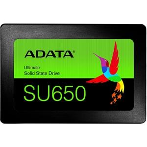 "Solid-State Drive (SSD) ADATA SU650, 120GB, SATA3, 2.5"", ASU650SS-120GT-R"