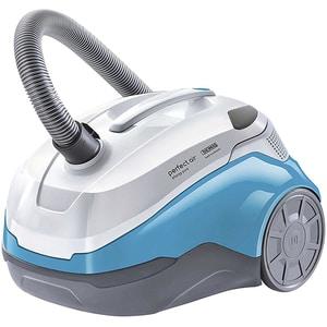 Aspirator cu filtrare prin apa THOMAS Perfect Air Allergy Pure 786526, 1.8l, 1700W, albastru-alb