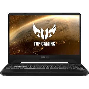 "Laptop Gaming ASUS TUF FX505GT-HN098, Intel Core i5-9300H pana la 4.1GHz, 15.6"" Full HD, 8GB, SSD 256GB + HDD 1TB, NVIDIAGeForceGTX1650 4GB, Free DOS, Stealth Black"
