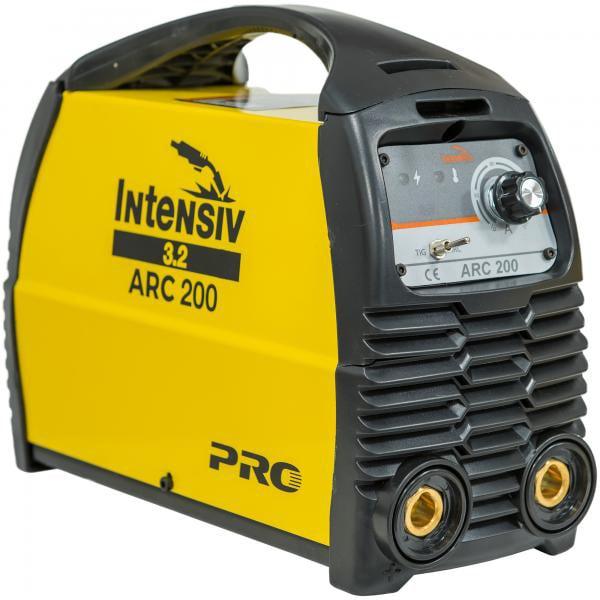 Invertor de sudura INTENSIV Arc 200 VRD, 10-200A, 9.4KVA, electrod 1.6-4.0mm