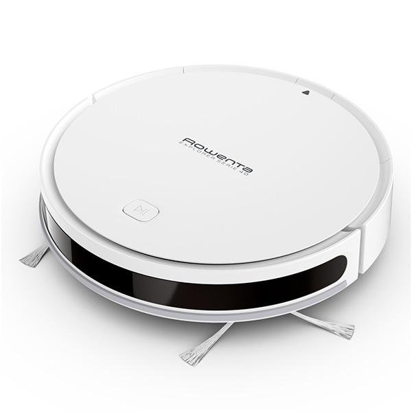 Aspirator robot ROWENTA X-Plorer Animal Serie 40 RR7267WH, 0.25l, Smart Exploration, functie mop, alb