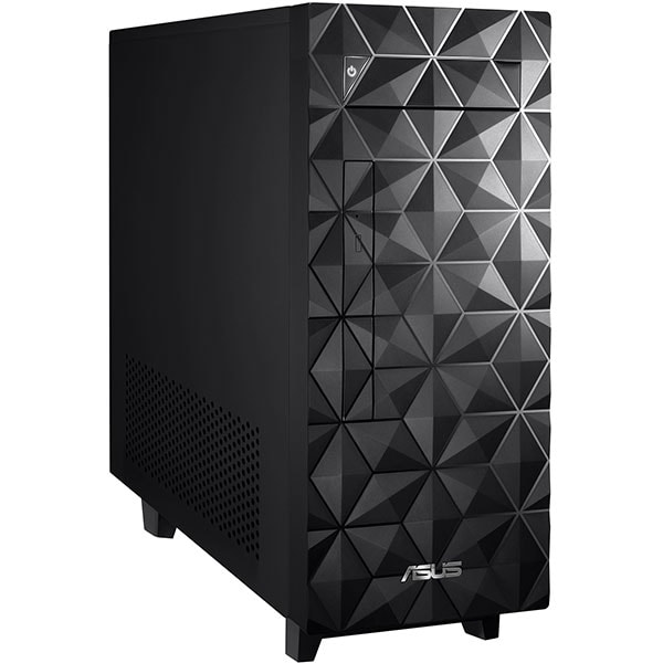 Sistem Desktop PC ASUS U500MA-R4300G0080, AMD Ryzen 3 4300G pana la 4GHz, 8GB, SSD 512GB, AMD Radeon Graphics, Free DOS