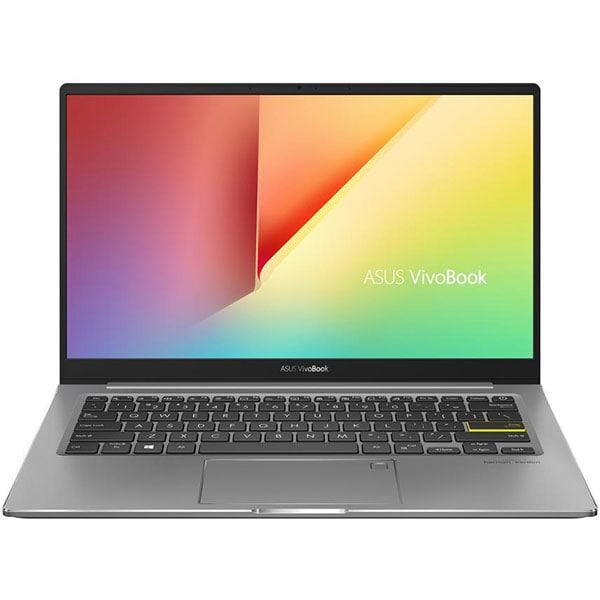 "Laptop ASUS VivoBook S13 S333EA-EG004, Intel Core i5-1135G7 pana la 4.2GHz, 13.3"" Full HD, 8GB, SSD 512GB, Intel Iris Xe Graphics, Free Dos, negru"
