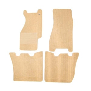 Set covorase auto PETEX Jeep Grand Cherokee III, 2005-2010, textil, 4 bucati
