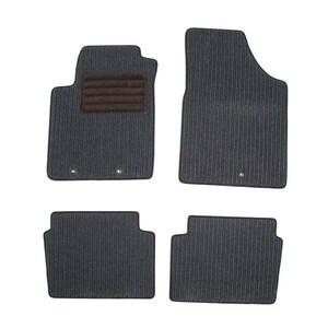 Set covorase auto PETEX Hyundai i10, 2007-2013, textil, 4 bucati