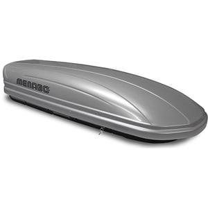 Cutie portbagaj MENABO Mania 320 Silver, 320l, gri