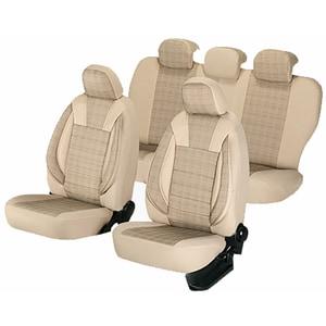 Set huse scaune UMBRELLA Luxury 44507, bej
