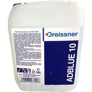 Aditiv diesel DREISSNER Adblue ADBLUE10, cu palnie, 10l