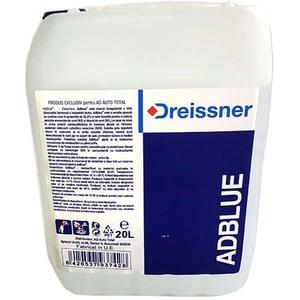 Aditiv diesel DREISSNER Adblue ADBLUE20, cu palnie, 20l