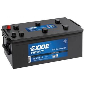 Baterie auto EXIDE Professional EG1803, 12V, 180Ah, 1000A