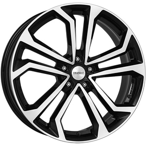 "Janta aliaj DEZENT TA Dark, Volkswagen, Skoda, Seat, 6.5J x 16"", 5, ET43"