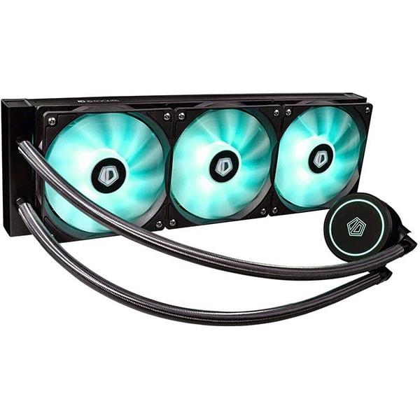 Cooler procesor cu racire lichida ID-COOLING Auraflow X 360, 3x120mm, AURAFLOW-X-360