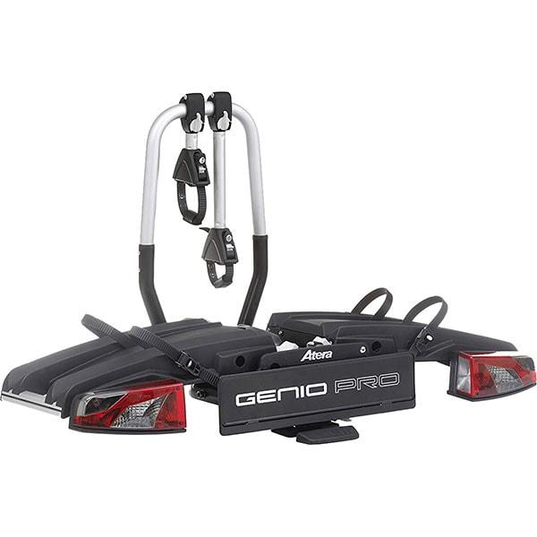 Suport bicicleta ATERA Genio Pro 2, Prindere pe carlig de remorcare, 2 biciclete